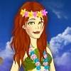 Hawaiian Luau-Dress Up Spiel