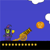 Halloween Pumpkin Launch game