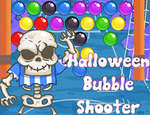 Halloween Bubble Shooter spel