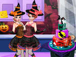 Halloween Party Cake game