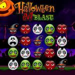 Хелоуин зло взрив игра