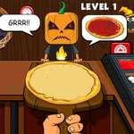 Cadılar Bayramı Pizzacısı oyunu