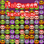 Halloween Blocks Collaspse Delux game