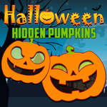 Halloween Hidden Pumpkins game