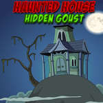Haunted House Hidden Ghost game
