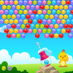 Happy Bubble Shooter spel