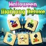 Halloween Mahjong Deluxe joc