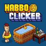 Habbo Clicker game