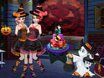 Halloween Speciale Party Tort joc
