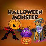 Monstruo de Halloween juego