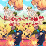 Halloween 2019 Differences game