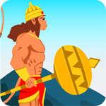 Hanuman kaland játék