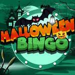Хелоуин бинго игра