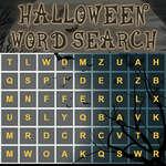 Búsqueda de palabras de Halloween juego