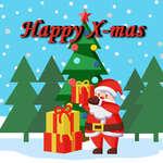 игра Счастливый Рождество
