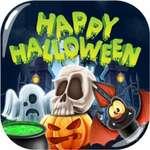 Happy Halloween Match 3 Spiel