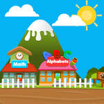 игра Счастливая деревня Малыши Детские Развивающие Игры