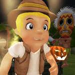 Halloween Island Running Spiel