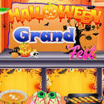 Halloween Nagy Fesztivál játék