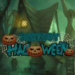Halloween Robbanás játék