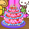 Hello Kitty Birthday Cake game