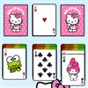 Hello Kitty Solitaire game