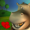 Henry Hippo Valentine Dress Up game