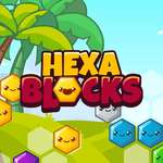 игра Блоки Hexa