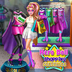 Hero Doll Shopping Costume joc