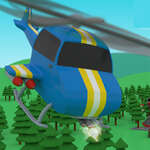 Helicopter Strike game
