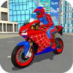 Hero Stunt Spider Bike Simulator 3d 2 game