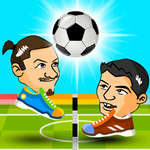 Head Soccer 2 Player game