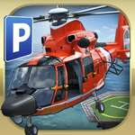 Helicopter Parking Simulator Game 3D