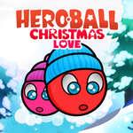 Heroball Коледна любов игра