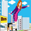 Hitch Girl Dress Up game