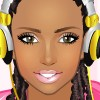 Hiphop prinses spel