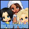 Hip Hop Dressup game