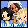 Hip Hop Dressup hra