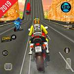 Highway Rider Bike Racing Crazy Bike Traffic Race game