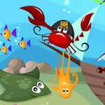 Rejtett tengeri kincs játék