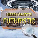 Hidden Objects Futuristic game