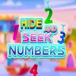 Hide and Seek Numbers game