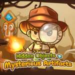 Hidden Object Mysterious Artifact game