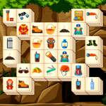 Hiking Mahjong game