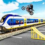 Karayolu Trafik Bisiklet Stunts oyunu