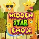 Hidden Star Emoji game