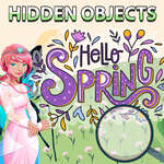 Skryté objekty Hello Spring hra