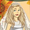 Holiday Wedding Dress Up game