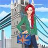 Londra'da tatil oyunu