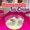 Homemade Ice Cream game